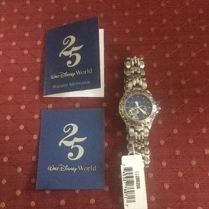 Disney 25th Anniversary Collectible Watch